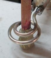 銅管銀基焊接