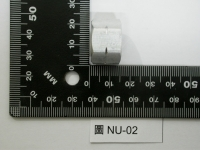 NU-02 5/8 18UNF-8.5 Ø 母 O型圈