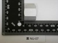 NU-07 3/4Flare 16UNF-13 Ø Female