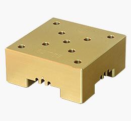 Aluminum Electrode Holder