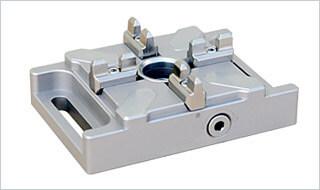 線切割機、銑床兩用手動夾頭