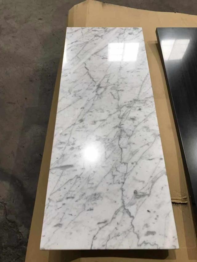 Carrara White