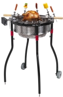 CENS.com Uncle Roast Automatic BBQ Grill