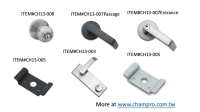 KNOB LEVER PULL OUTSIDE TRIMS