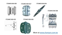 Cens.com DOOR HINGES CHAMP PROSPERITY ENTERPRISE CO., LTD.