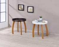 實木腳邊桌
