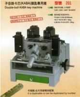 Double-bolt KABA Key Machinery