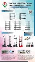 DIY shelf series, hand trucks, stamping hardware products