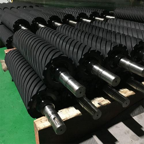 工業用橡膠滾輪