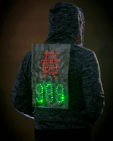 CENS.com LED Safety Flash Clothes