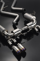 E92 M3 Exhaust system