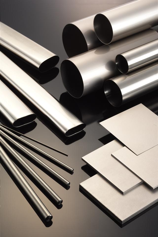 各式钛金属材料贩售