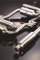 Titanium exhaust system OEM