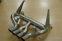 LP-700 Exhaust system