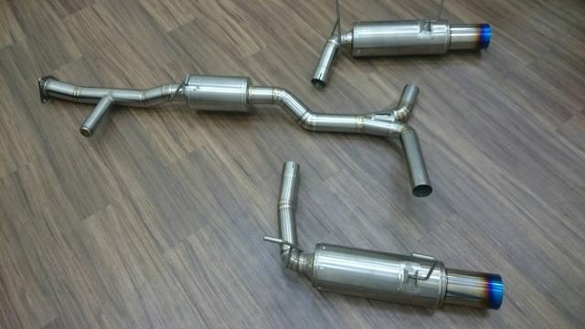 S2000 排氣管