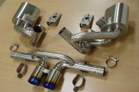 997/991 GT3 排氣管