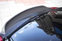 Porsche Carbon fiber ducktail spoiler