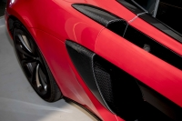 Mclaren Carbon fiber side vents cover