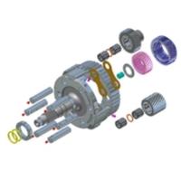Planetary Gear Assembly