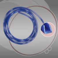 Irregularly-Shaped Silicone Rubber Strips & Linings