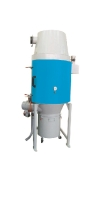 AUTOMATIC SHIFTING AND BLOWING DUST COLLECTOR