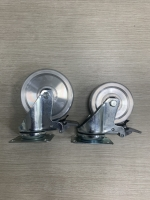 Cleanroom TPR Conductive Wheel