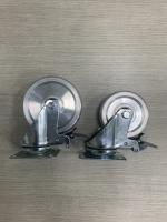 无尘室专用金属轮