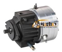 Piston diagraph pump