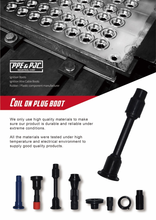 Coil on Plug Boot