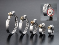 YC-09 9mm Germany Type Stainless Steel Welding Hose Clamp