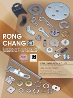 All kinds of Washers & other Hardware