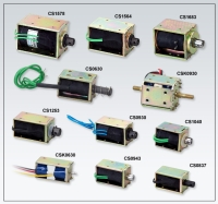 Cens.com Open Frame Solenoid CHEN YI ELECTRIC CO., LTD.