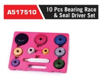 A517510 10Pcs Bearing Race & Seal Driver Set