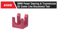 A528 BMW Power Steering & Transmission Oil Cooler Line Disconnect Tool