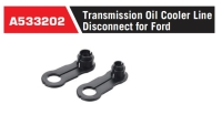 A533202 Transmission Oil Cooler Line Disconnect for Ford
