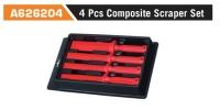 A626204 4Pcs Composite Scraper Set