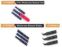 A704204 4Pcs Windscreen Removal Tool