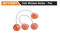 A711201 Side Window Holder - Pair