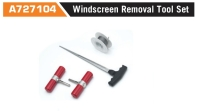 A727104  Windscreen Removal Tool Set