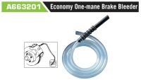 A663201 Economy One-mane Brake Bleeder
