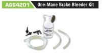 A664201 One-Mane Brake Bleeder Kit