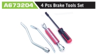 A673204 4Pcs Brake Tools Set