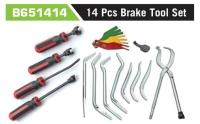 B651414 14 Pcs Brake Tool Set