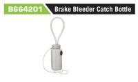 B664201 Brake Bleeder Catch Bottle