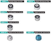 A685-7 Threaded Adapter Size M32