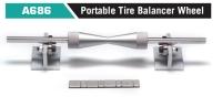 A686 Portable Tire Balancer Wheel