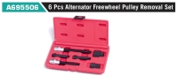 A695506 6 Pcs Alternator Freewheel Pulley Removal Set