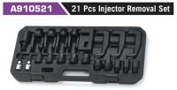 A910521 21 Pcs Injector Removal Set