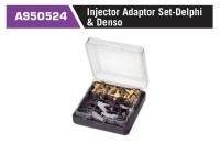 A950524  Injector Adaptor Set-Delphi & Denso