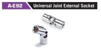 A-E92 Universal Joint External Socket